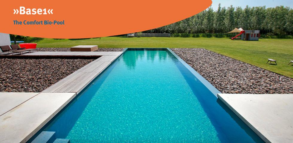 »Base1« The Comfort Bio-Pool